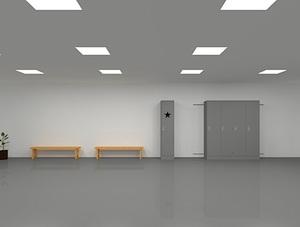 Jouer à Escape from the strange locker room