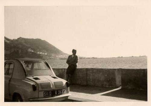 Devant Gibraltar
