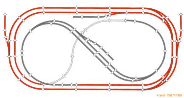 Plan du réseau modifié