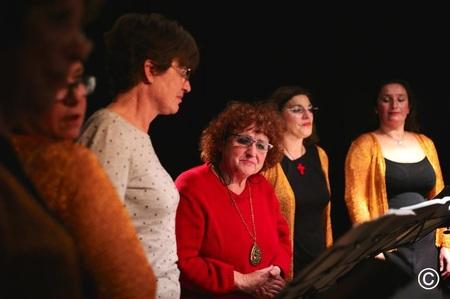 DES VOIX FEMININES pour un concert sublime !