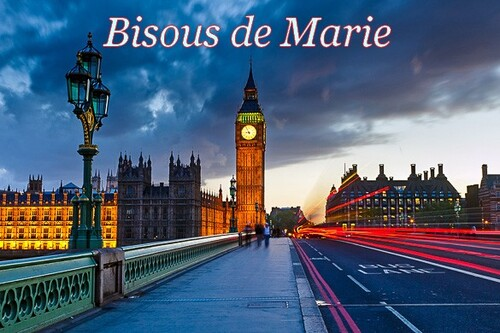 DIRECTION....... LONDRES !