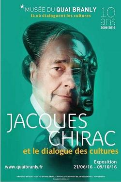 Chirac et son musée du Solstice