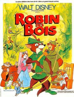 Robin des Bois - Walt Disney