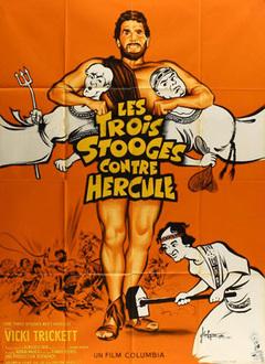 TROIS STOOGES CONTRE HERCULE