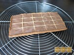 Tablette choco'biscuit