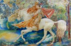 Le cheval pétrifié