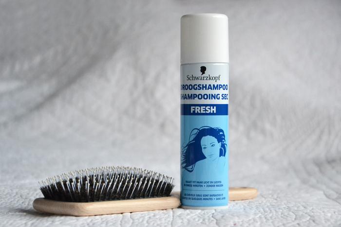"""Le """"battle"""" des shampoings secs !"""