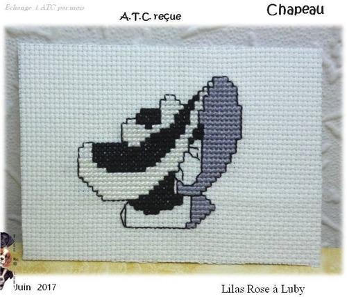 "ATC ""Chapeau"" - RONDE N°1"