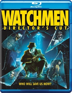 [Blu-ray] Watchmen : Les gardiens - Director's Cut