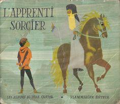 école : références: L'Apprenti sorcier (Goethe, traduit par Nerval)