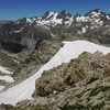 Du Cuello de Lavaza (2712 m), Partacua, Collarada, Garmo Negro et Infiernos