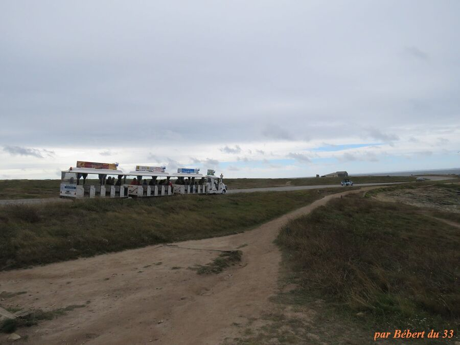 la cote sauvage de Quiberon