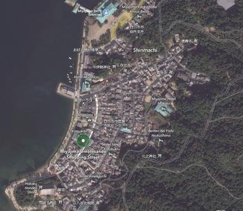Le quartier Machiya-dori