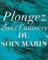 la ligne Soin Marin Le petit Marseillais
