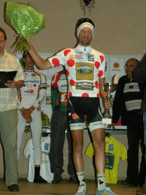 Bienvenue sur le Tour Cycliste de la CABA