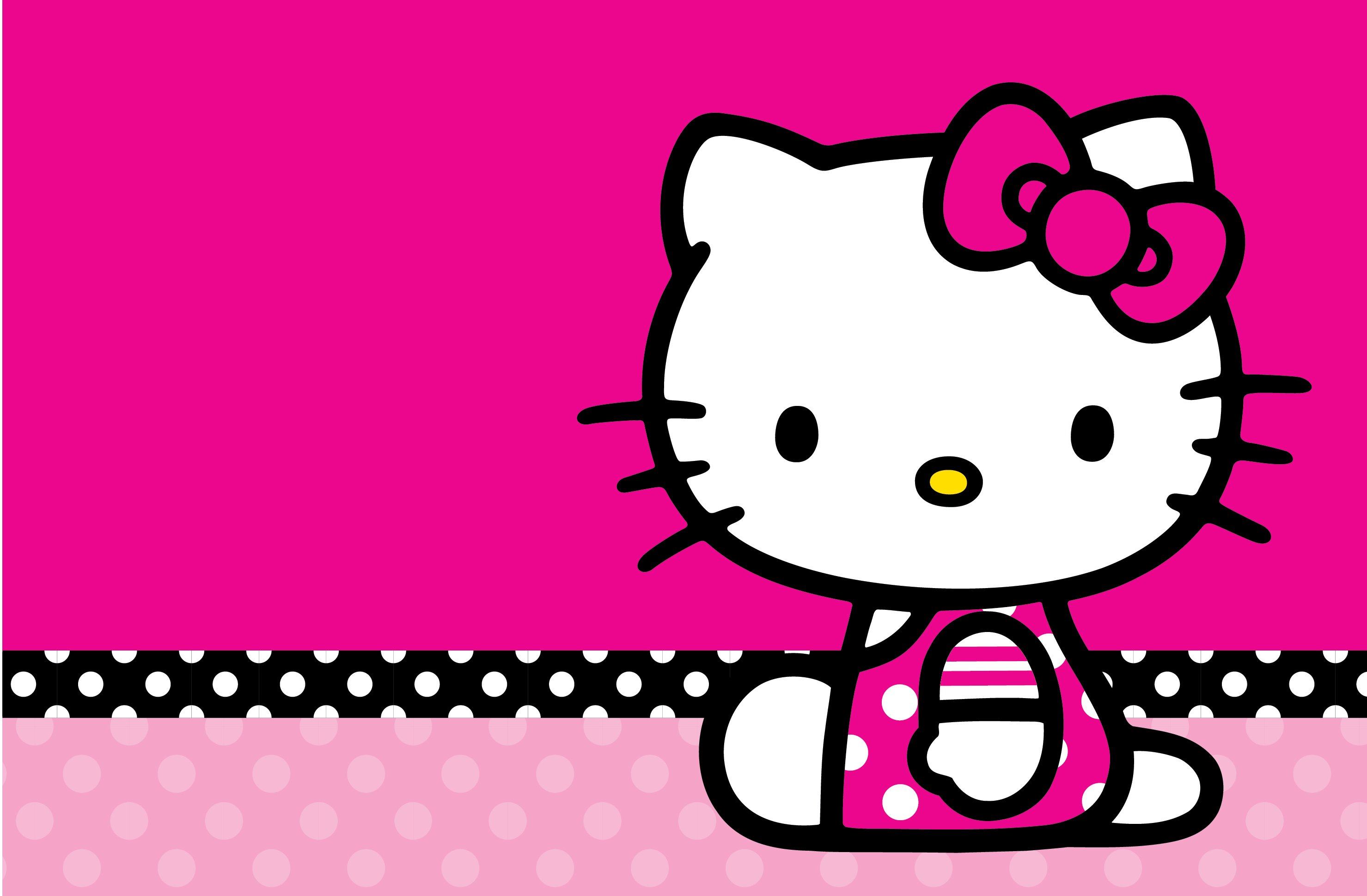 Wallpapers hello kitty vol 22 le coin kawaii - Hello kitty babyzimmer ...