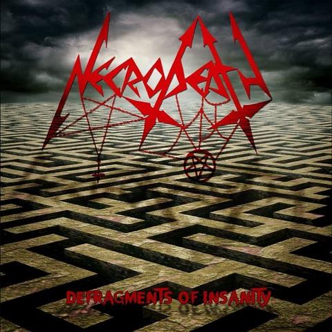 NECRODEATH - Sortie de l'album Defragments Of Insanity le 5 Avril prochain