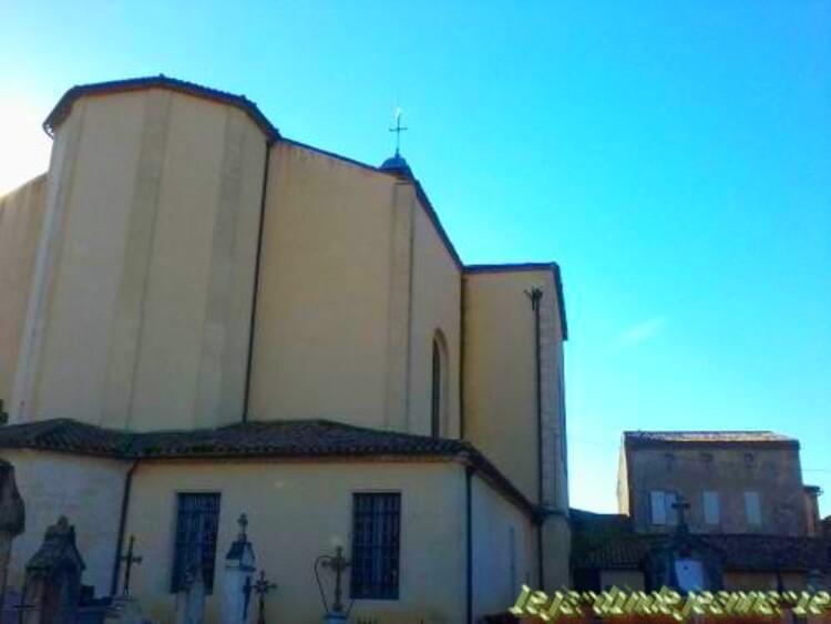 L'Église Saint Vincent de Barsac (Gironde) est classée monument historique depuis le 01 décembre 1904.