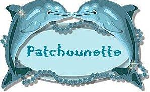 Patchounette 2 dauphins