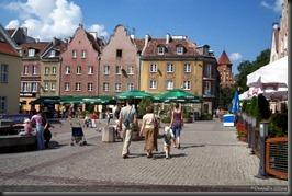 Olsztyn la vieille ville d AGNEZKA