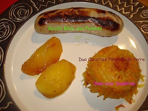 Duo Carottes Pommes de terre 12