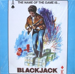 Jack Ashford & Robert White - The Name Of The Game Is ....Blackjack - Complete LP