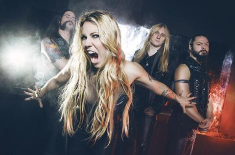 "KOBRA AND THE LOTUS - ""Light Me Up"" (Clip)"