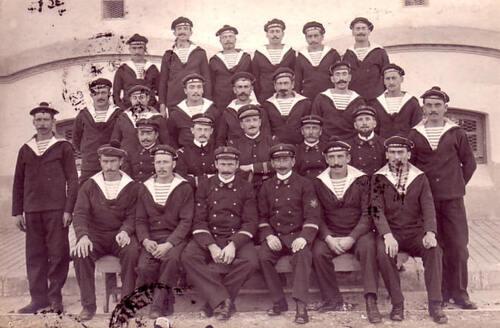- 01/05/1915 - Sous-marin JOULE