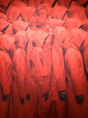 Liu Bolin ROUGE
