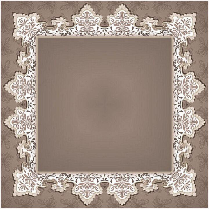 Mandalas carré page 1