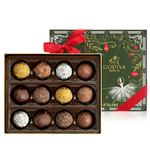 Truffes de Noël chez votre chocolatier