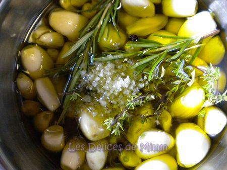 Ail confit à l'huile d'olive 1
