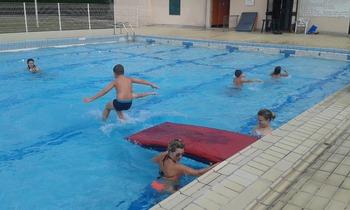 Sorties piscine - juin 17