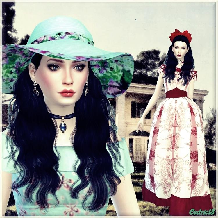 TS4 Sim: Scarlett
