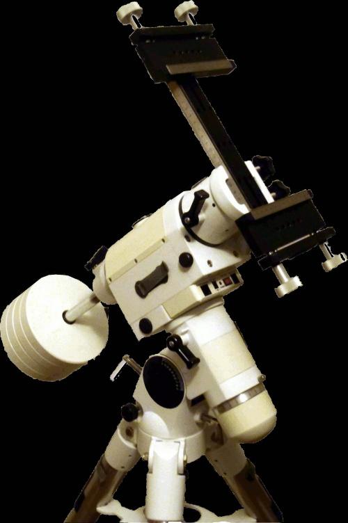 C8 et lunette quide Orion 80/400 en parallèle