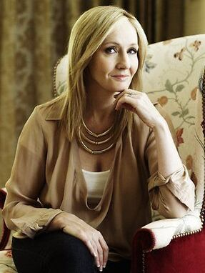 Goodreads | Photos of J.K. Rowling - Author Profile Photo: