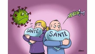 Le jeu à la mode : casser de l'anti-vax, de l'anti pass !!!
