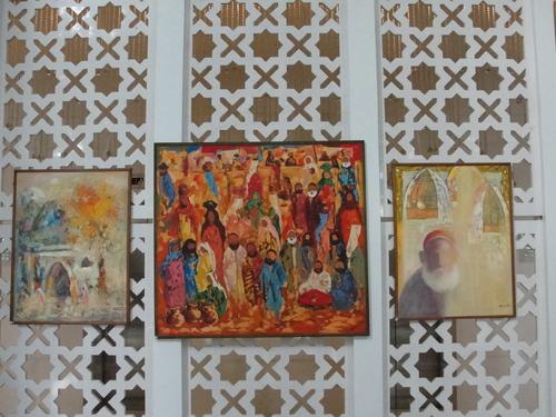 Peintre tadjik