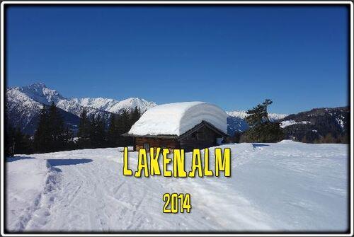Le Lachenalm dans les Alpes Carniques en Autriche