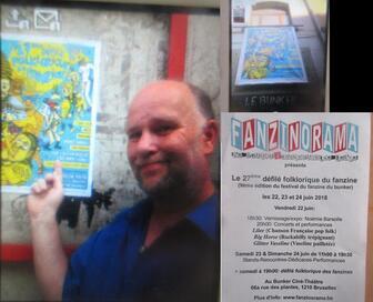 4 ième Salon du Fanzine