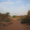 Burkina Les pics de Sindou