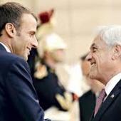CHILI / Piñera, héritier politique de Pinochet, invité de Macron au G7 à Biarritz