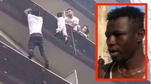 Révélations sur l'affaire Mamoudou Gassama : c'était une mise en scène !!