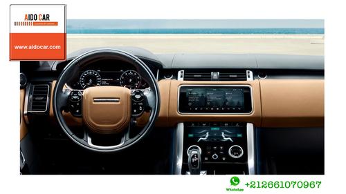 Location de voiture de luxe à Casablanca – Le Range Rover Sport