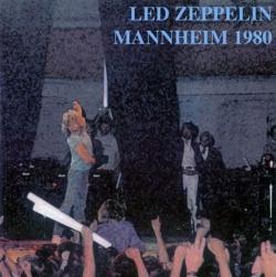 LED ZEPPELIN - Mannheim 1980