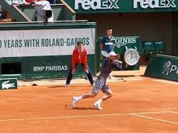 Tennis : des détails sur le tournoi de Roland Garros
