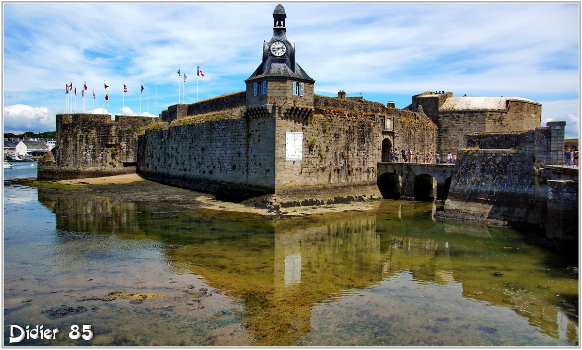 (29) Finistère - Concarneau (1) - Le Beffroi