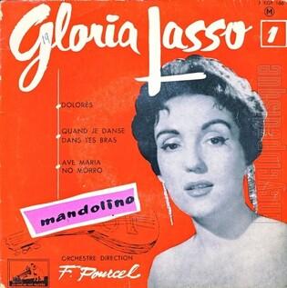 Gloria Lasso, 1955