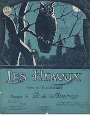 Les hiboux - Charles Baudelaire -