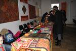 Vente d'artisanat indien